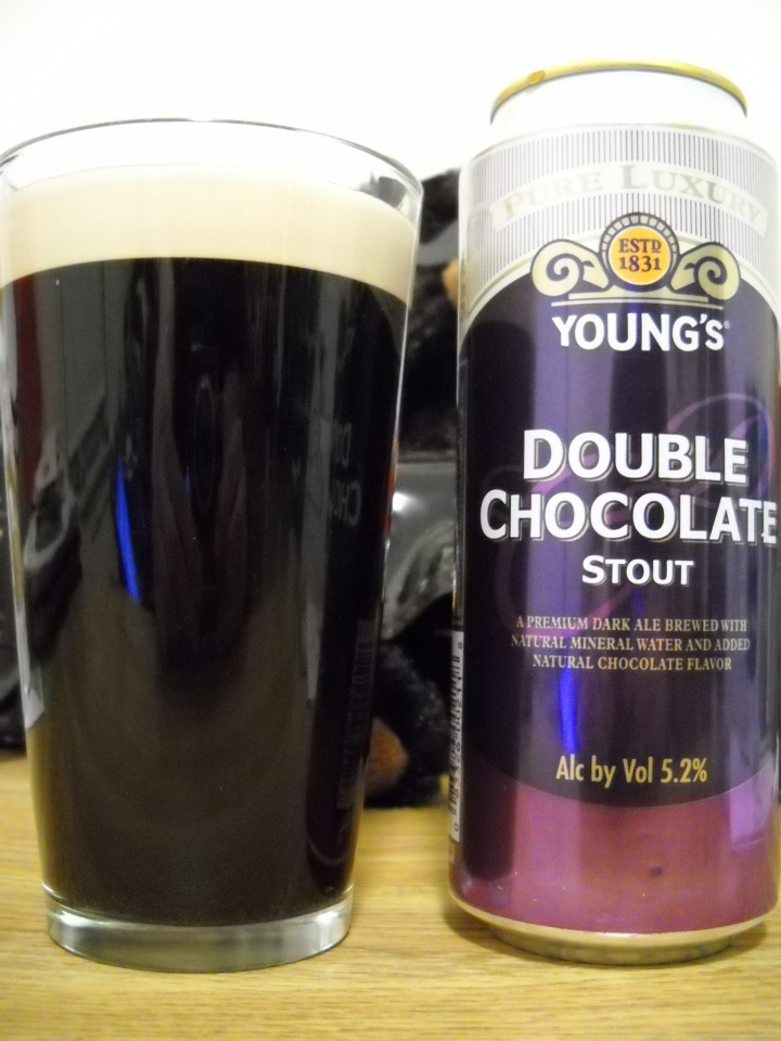 Youngs Double Chocolate Stout 1