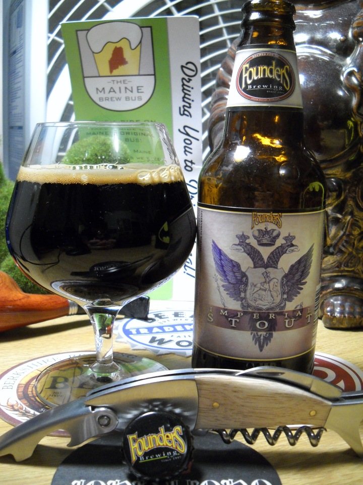Imperial Stout 1